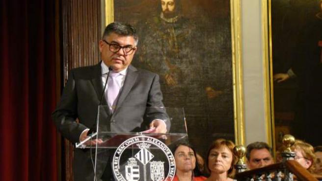Juan Carlos Fulgencio toma posesión como delegado de Gobierno