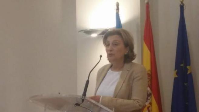 La socialista Delia Losa
