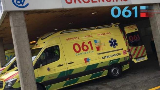 Servicio de Urgencias y Emergencias sanitarias de Cantabria