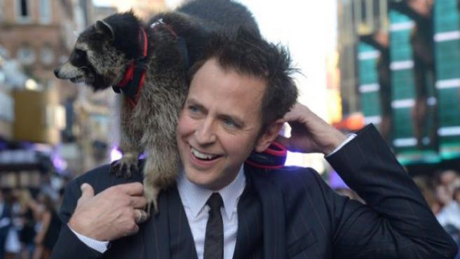 Disney despide a James Gunn. No dirigirá 'Guardianes de la Galaxia Vol. 3'