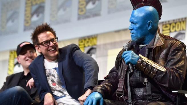 James Gunn tampoco aparecerá hoy en la Comic-Con