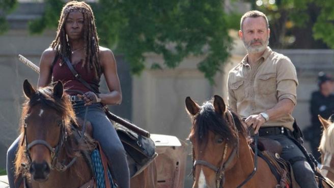 'The Walking Dead': Llega el tráiler de la gran despedida