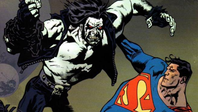 ¡Sorpresa! Lobo se une al Universo DC