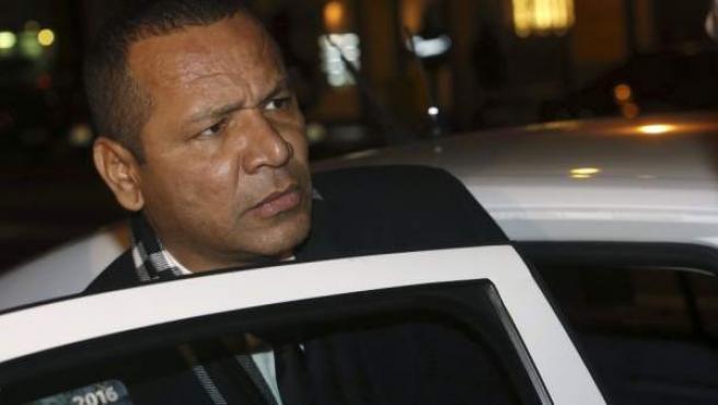 Neymar da Silva Santos, padre de Neymar Jr, en una imagen de archivo.