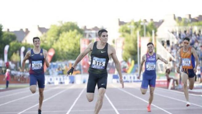 El atletismo español se motiva en Getafe antes del Europeo