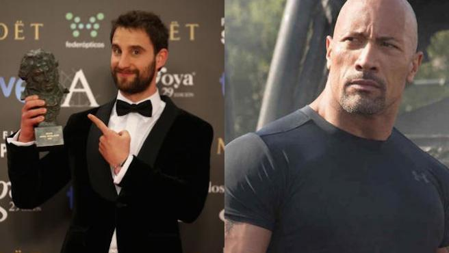 'The Rock' ficha a Dani Rovira para 'Jungle Cruise'