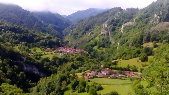 Municipio de Ponga, reserva de la biosfera de la Unesco.