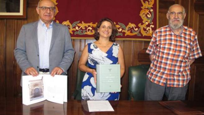 Nota Libro Mudéjar Teruel