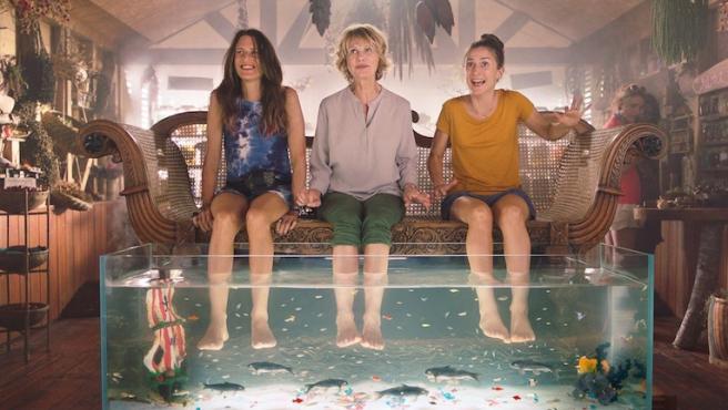 'Vacaciones con mamá' es el divertido regreso de Miou-Miou a la comedia