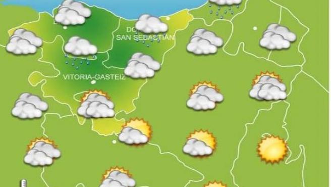 Previsiones meteorológicas para el 28 de julio
