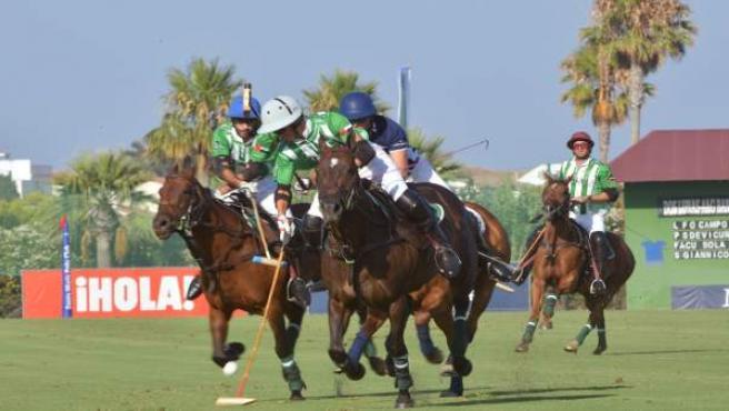 Arranca el Torneo Internacional de Polo en Sotogrande