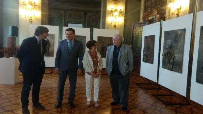 Presentación de la exposición.