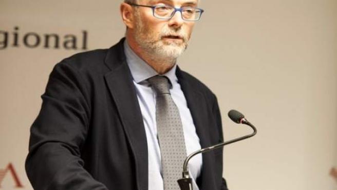 El diputado del Partido Popular en la Región de Murcia, Domingo Segado