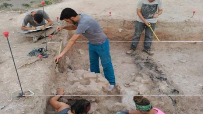 El Ayuntamiento de Borja financia una nueva campaña en Bursau