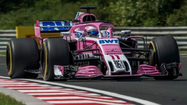 El equipo Force India entró en concurso de acreedores por su deuda, estimada en más de 180 millones de euros.