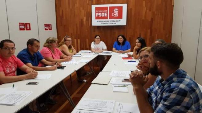 Mesa de Análisis del Mercado Laboral del PSOE de Córdoba