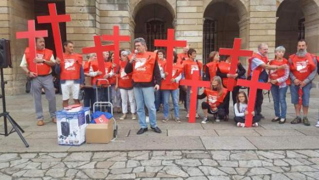 Conmemoración del Día Mundial de la Hepatitis en Santiago
