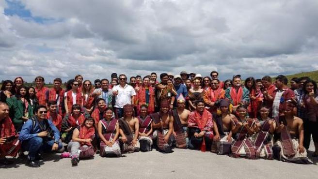Orquesta de Cámara de Siero en Indonesia