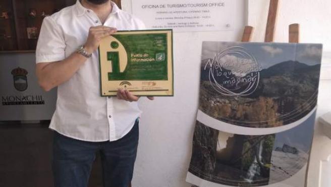 Las oficinas de turismo de Monachil serán puntos oficiales de información