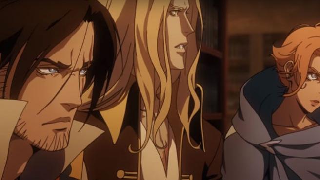 'Castlevania': tráiler de la segunda temporada del anime de Netflix