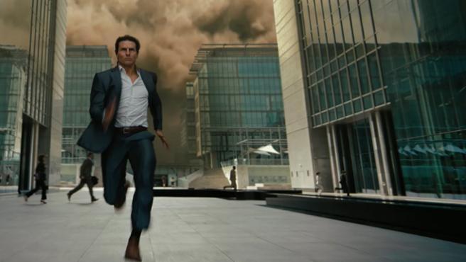 Trivial: Adivina el título de la película viendo correr a Tom Cruise