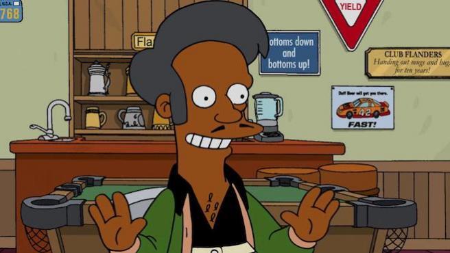 Matt Groening niega que haya planes para retirar a Apu de 'Los Simpson'