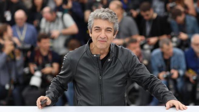 El actor Ricardo Darín protagoniza y co-produce el filme argentino 'El amor menos pensado', que inaugurará el Zinemaldia de 2018.
