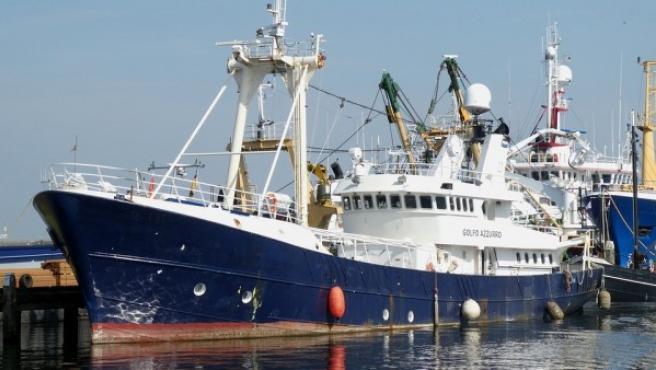 El 86% de las capturas de pesca industrial en 2016 corresponden a los grandes barcos de los cinco países dominantes.