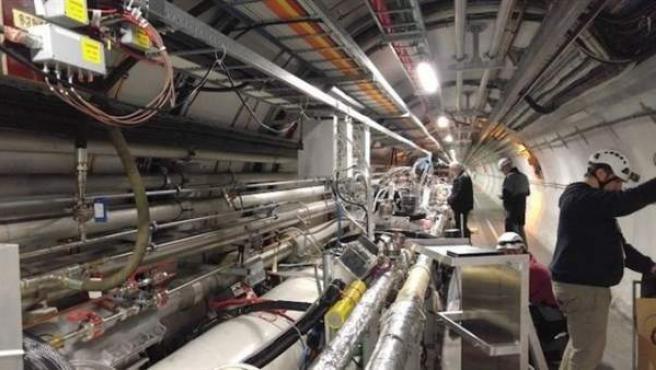 Instalaciones del CERN