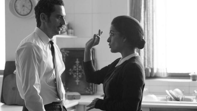 Paco León dirige y protagoniza la serie original de Movistar+ 'Arde Madrid', con Inma Cuesta.
