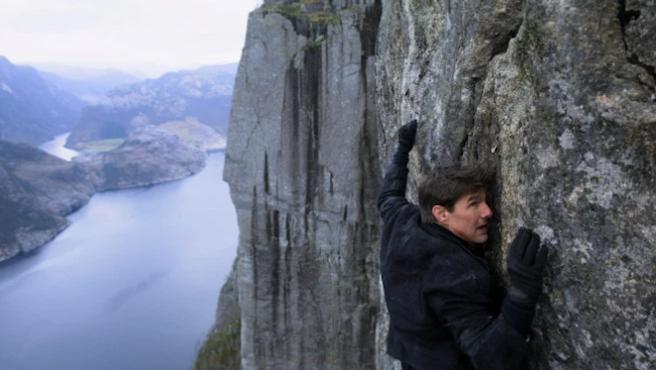 ¿Subirías a una montaña para ver 'Misión: Imposible - Fallout'?