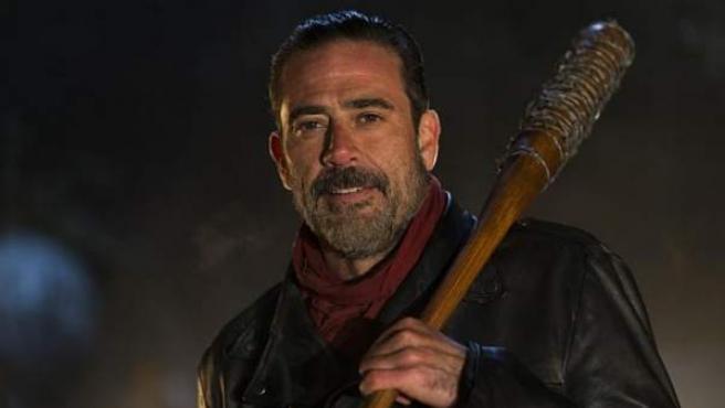 Negan en la sexta temporada de 'The Walking Dead'