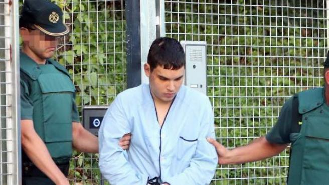 Mohammed Houli Chemlal, uno de los terroristas heridos en Alcanar.