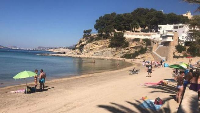 Playa Portet