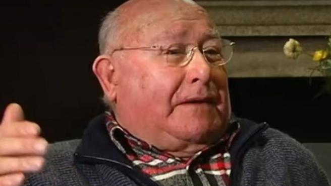 Manuel Charlín, jefe del clan Los Charlines, en el especial 'Conexión Fariña'.