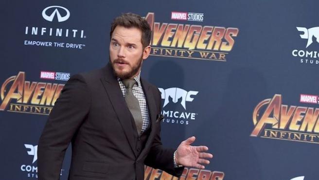 Chris Pratt se queda sin ser 'Cowboy Ninja Viking'