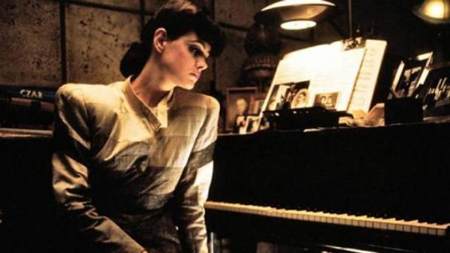 Rachel, la replicante de 'Blade Runner' que interpreta Sean Young.