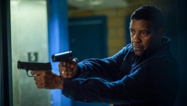 Fotograma de The Equalizer 2, una película de acción protagonizada por Denzel Washington.