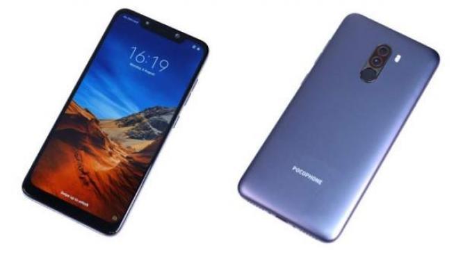 Modelos Pocophone de Xiaomi.