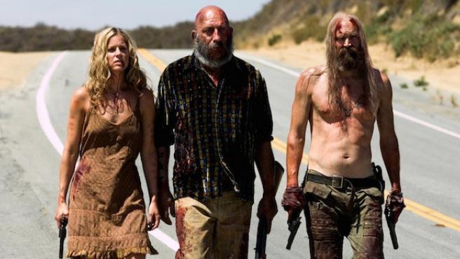 Nuevo póster de '3 from Hell', el regreso de Rob Zombie