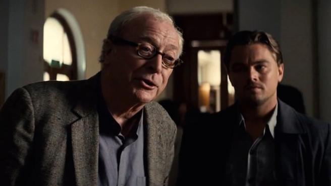 Michael Caine insiste en que ESTE es el final de 'Origen'
