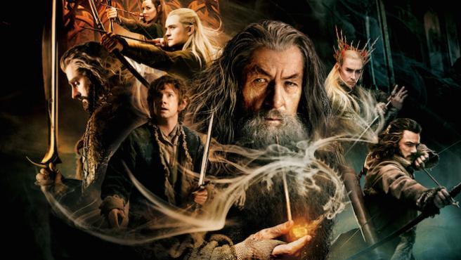 Foto del día: Reencuentro entre los actores de 'El señor de los anillos' y 'El Hobbit'