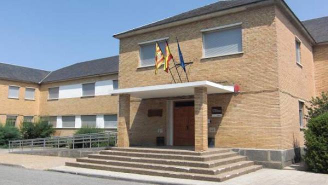 El Instituto De Formación Agroambiental De Jaca Huesca