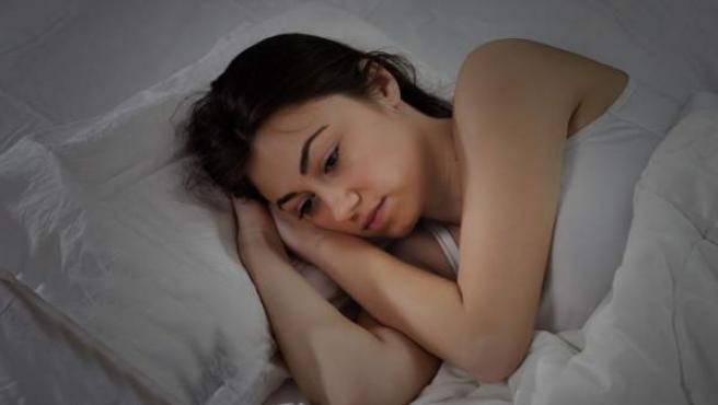 A veces, los problemas nos impiden conciliar el sueño.