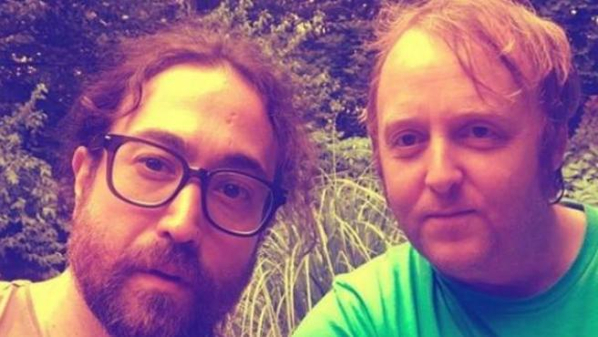 Los hijos de Lennon y McCartney.
