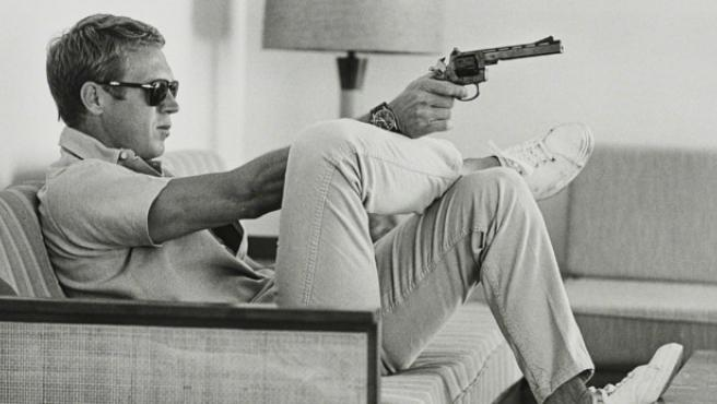 Steve McQueen: La pieza que le falta a Tarantino en el engranaje Sharon Tate
