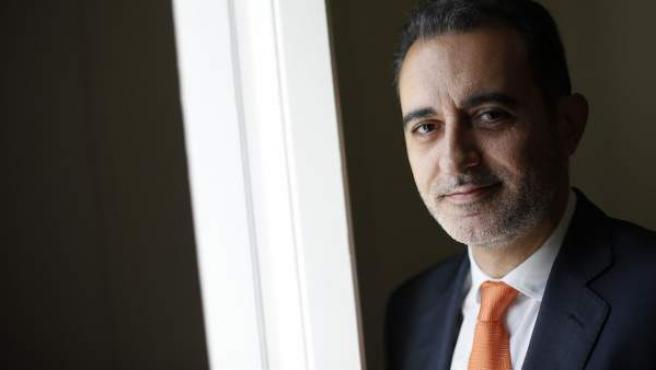Roberto Rodríguez Andrés, profesor en la Universidad de Navarra.