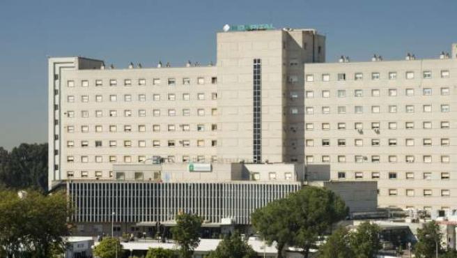 El Hospital De Valme, en Sevilla.