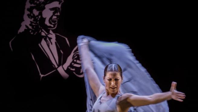 La bailarina Sara Baras.