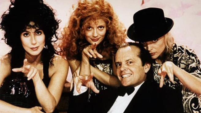 "Cuando George Miller y Jack Nicholson llamaron ""vieja"" a Cher"